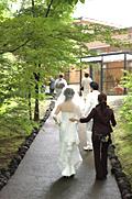 別荘でのステキ結婚式