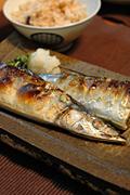 塩焼き以外の秋刀魚料理をば